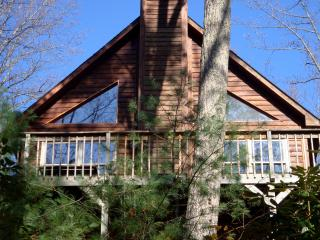 "Click ""book"" for quote/reserve Happy Ours cabin - Butler vacation rentals"