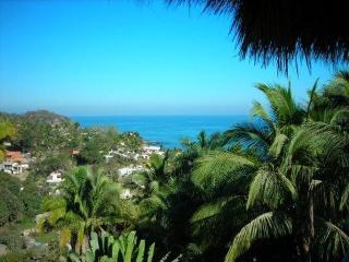Spectacular panoramic views - Casa Sandia - Sayulita vacation rentals