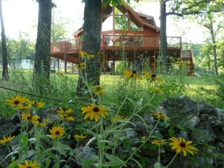 CEDAR COVE - 5 bed/3.5 bath- sleeps 16 - Lakefront - Branson vacation rentals