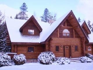 Mountainside Log Chalet at Fernie Alpine Resort - Kootenay Rockies vacation rentals