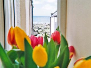 ELLIE-ANN COTTAGE, pet friendly, character holiday cottage, with a terrace in Gardenstown, Ref 8887 - Gardenstown vacation rentals