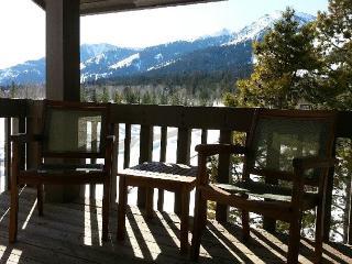 Sunny Ski Condo at the Base of Jackson Hole - Teton Village vacation rentals