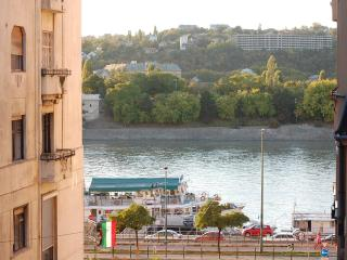 Danube river view 2 bedroom topfloor apartment - Hungary vacation rentals