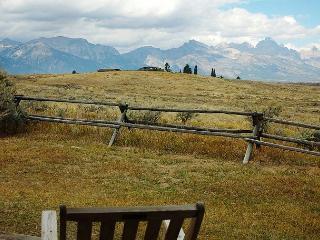Bordering Grand Teton National Park - Jackson vacation rentals
