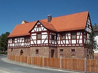 Vacation Apartment in Burgsinn - 344 sqft, great antique furnishings, three apartments available (#… - Burgsinn vacation rentals