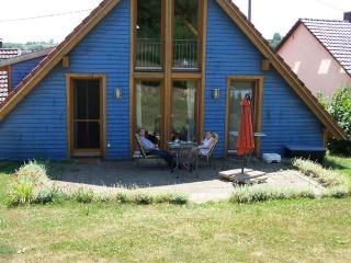 Vacation Apartment in Eichstetten am Kaiserstuhl - 732 sqft, low allergen, environmentally friendly,… - Boetzingen vacation rentals