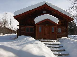 Picturesque Custom Log Cabin - Jackson vacation rentals