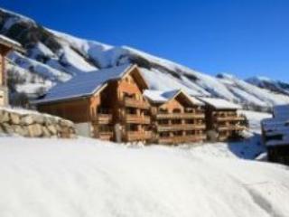 Les Chalets de l'Arvan 2pc6 - Saint Sorlin d'Arves LES SYBELLES - Savoie vacation rentals