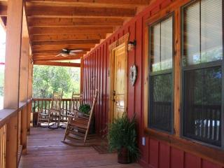 Alamo Springs:The Barn - Fredericksburg vacation rentals