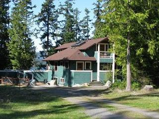 Nice House with Deck and Internet Access - Lopez Island vacation rentals