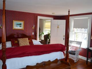 B&B room rental - quiet street along the Kennebec - Bath vacation rentals