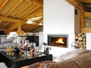 The Alpine Club - Chalet Abode - Saint-Martin-de-Belleville vacation rentals