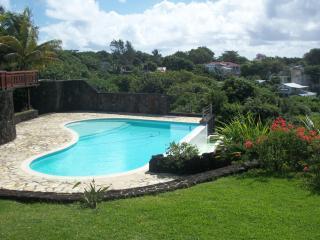 5 bedroom villa on the beach near Ile aux cerfs - Trou d'eau Douce vacation rentals