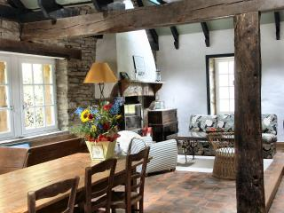 Old stone house charm and all modern conveniences - Huelgoat vacation rentals