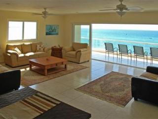 New Beachfront Luxury Condo - Best Deal on Beach - Punta de Mita vacation rentals