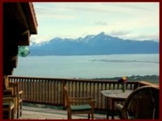 Stier House  Bay and Glacier View - Stier House Vacation Rental - Homer - rentals