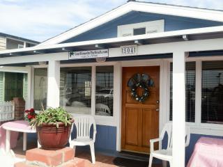 Private Oceanfront Beach House Near Balboa Pier - Newport Beach vacation rentals