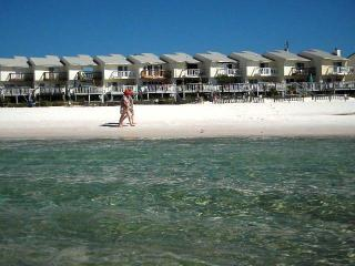 Walk Off Your Private Deck Into The  Sand   Pets - Panama City Beach vacation rentals