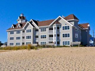 BEACHFRONT CONDO WITH OCEAN VIEWS - OB HCLE-203 - Martha's Vineyard vacation rentals