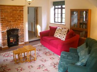 TAILOR'S COTTAGE, family friendly, character holiday cottage, with a garden in Abbey-cwm-hir, Ref 11414 - Abbey-cwm-hir vacation rentals