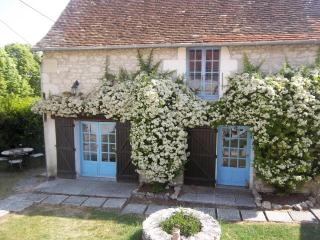 La Lavande 1 bedroom gite in 18th C farmhouse - Vienne vacation rentals