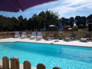 La Lavande 1 bedroom gite in 18th C farmhouse - Vienne vacation rentals