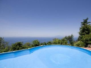 Villa Venere - Modern secluded villa 5 minutes from main square with stunning views & pool - Capri vacation rentals