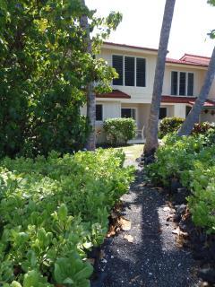 Keauhou Kona Surf & Racquet #5, Oceanfront - Keauhou vacation rentals