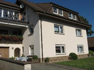 Vacation Apartment in Eichenzell-Kerzell - 635 sqft, generous features, relaxing, affordable (# 2222) - Hesse vacation rentals