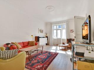Large Copenhagen apartment with balcony at Westend - Copenhagen vacation rentals