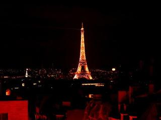 Spectacular views over the Eiffel Tower and Paris - Paris vacation rentals