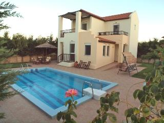 Greek Island Villa with a Private Pool - Villa Chrysanthe - Maleme vacation rentals