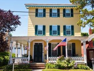 Large Victorian Two Blocks to Beach 3613 - Cape May vacation rentals