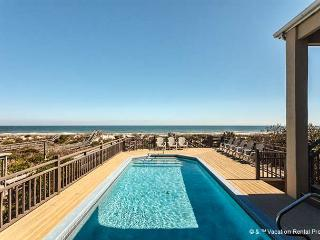 Rainbow Cay, Beach Front, 4 Bedroom, Private Pool - Saint Augustine vacation rentals