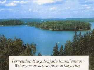 A typical Finnish summerhouse in Southern Finland. - Karjalohja vacation rentals