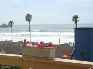 Romantic Beach Apt. - Oceanside vacation rentals