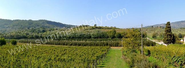 Villa Safira - Image 1 - Serravalle Pistoiese - rentals