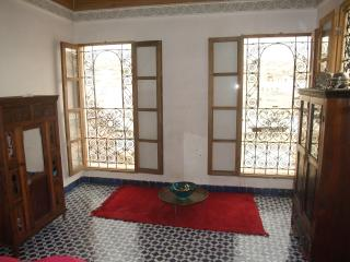 Fab artist's house in the heart of Fez medina - Morocco vacation rentals