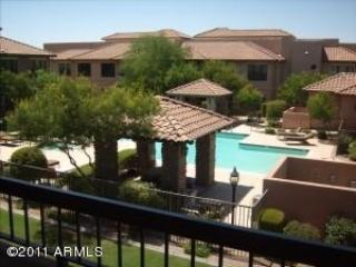 View of the Pool from the deck and living room - Pool View! Prime Scottsdale/Desert Ridge Location! - Phoenix - rentals