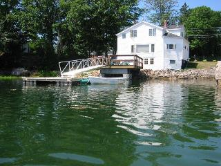 Waterfront House with Private Dock and Kayaks - Acadia National Park vacation rentals