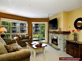 Aspens #306, 1 Bdrm, Ski in Ski out, Bright Pool View, Free Wifi - Whistler vacation rentals