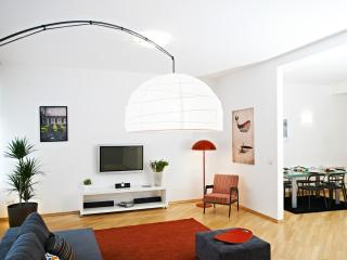 Deluxe Two Bedroom Apartment in the City Center - Zagreb vacation rentals