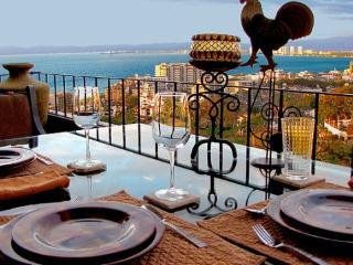 CASA ESPERANZA, 3Bed/3Bath, Views! Views! Views! - Mexican Riviera-Pacific Coast vacation rentals