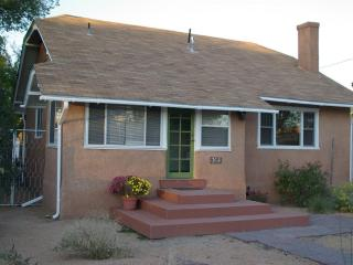 Gorgeous 1920's Restored Bungalow Downtown - Albuquerque vacation rentals