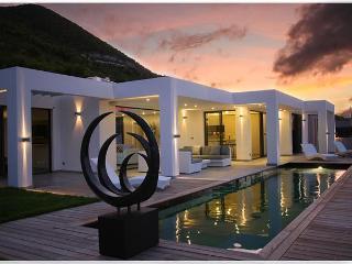 Pearl at Mont Vernon, Saint Maarten - Ocean View, Gated Community, Pool - Terres Basses vacation rentals