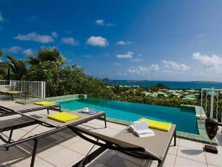 La Sarabande at Orient Bay, Saint Maarten - 180º View Over Orient Bay, Pool, Modern Style - Orient Bay vacation rentals