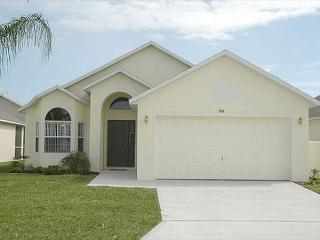 WESTBURY PALMS: 3 Bedroom Pool Home with Game Room and Complimentary WIFI - Davenport vacation rentals