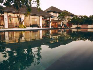 A luxury cliff top ocean view villa in Bali - Jimbaran vacation rentals