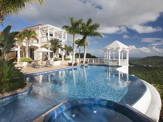 Infinity at Skyline Drive, St. Thomas - Ocean View & Pool - Magens Bay vacation rentals