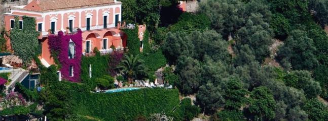 Villa Dolce Vita Villa rental in Positano, Holiday rental in Positano Italy, Luxury villa on the AMalfi - Image 1 - Positano - rentals